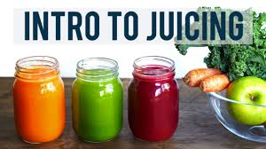 JUICING – THE KEY TO A VIBRANT AND HEALTHY LIFE